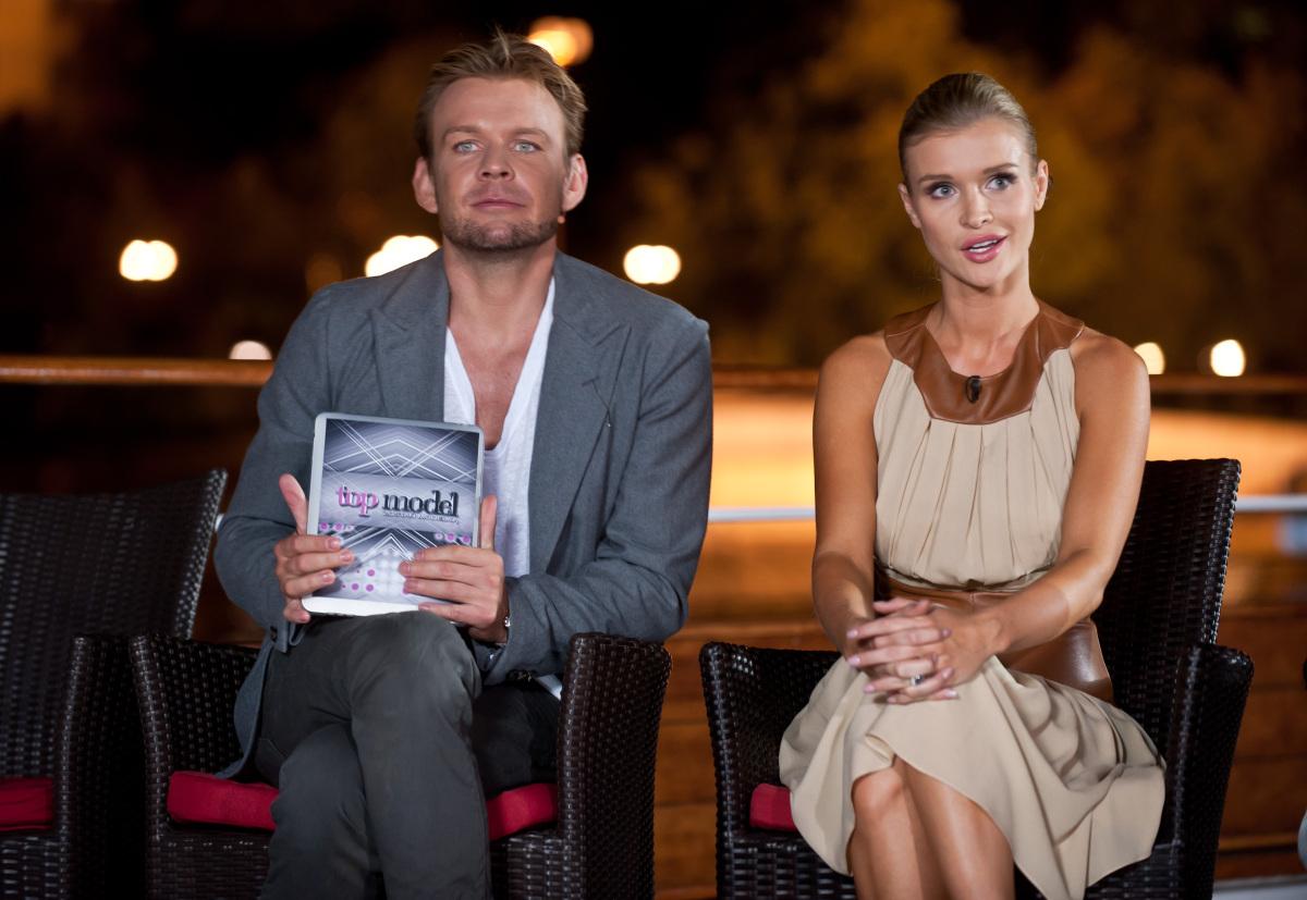 Dawid Woliński i Joanna Krupa